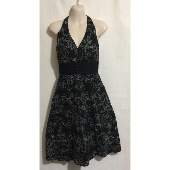 1123e87f5a552 White House Black Market Dresses   Halter Dress Size 0   Poshmark